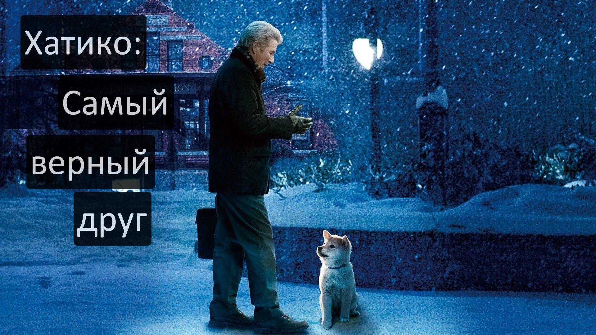 Фильм, который стоит посмотреть: «Хатико: Самый верный друг»