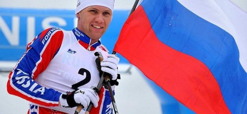Биография и достижения триатлониста 🌨️ 🚴 🏃 Павла Андреева